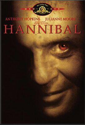 Hannibal (Two-Disc Special Edition) [DVD] NEW!