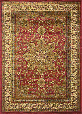 Home Dynamix Royalty 8083 200 Red Area Rug
