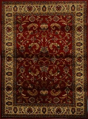 Home Dynamix Royalty 8208 215 Red Area Rug