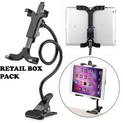 Universal 360 Lazy Bed Desk Tablet Mount Stand Holder For Amazon Fire Kindle Hd