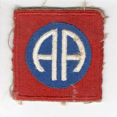 WW 2 82nd Airborne Division Patch Inv# B540