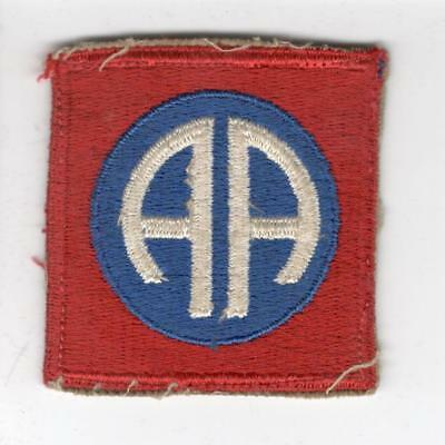 WW 2 82nd Airborne Division Patch Inv# B536