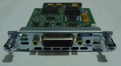 Cisco Systems WIC-1T 1-Port Serial WAN Interface Card / Module WIC 1T