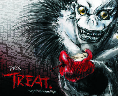 mp0049 Ryuk DEATH NOTE ANIME Mouse Pad
