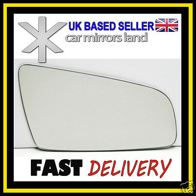 Right Driver Side Wing Mirror Glass CONVEX Vauxhall Zafira B 2005-2009