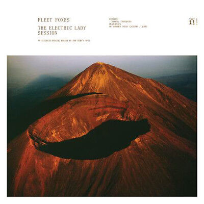 Fleet Foxes - The Electric Lady Session 10'' - RSD Black Friday + CARRIER BAG