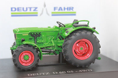 UH 4995 Deutz D 6005  4 WD Traktor  1:32 NEU in OVP