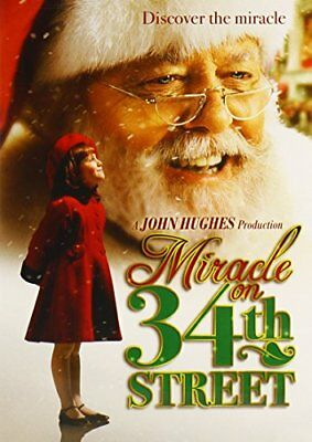 Miracle on 34th Street [DVD] NEW!