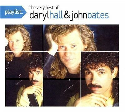 Playlist: The Very Best of Daryl Hall & John Oates New & Sealed