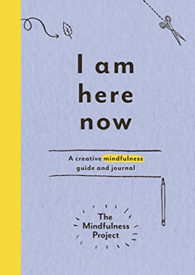 Mindfulness Pro-I Am Here Now  Book New