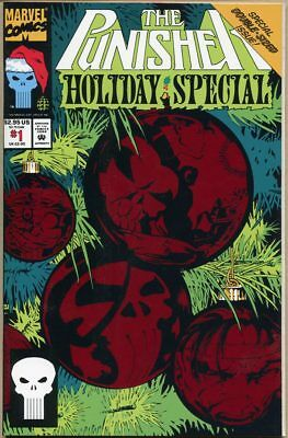 Punisher Holiday Special #1 - NM-