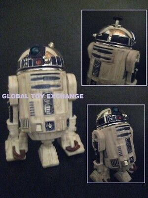 Star Wars Hoth R2-D2 Figure With Sensorscope Loose