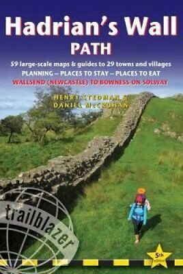 Hadrian's Wall Path (Trailblazer British Walking Guide) 59 Larg... 9781905864850