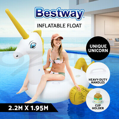 Bestway Twin Double Air Bed Inflatable Mattress Sleeping Mat Camping Outdoor