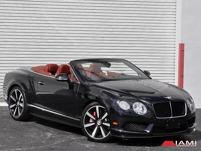 2013 Bentley Other GTC Mulliner Carbon Package,CPO Warranty 2013 Bentley Continental GTC V8 Mulliner Carbon Package! CPO Warranty!