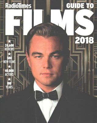 "Radio Times Guide to Films 2018 by ""Radio Times"" Film Unit 9780992936440"