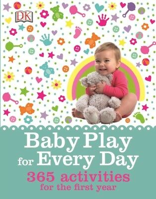 Baby Play for Every Day (Hardcover), Halsey, Claire, 9780241011645
