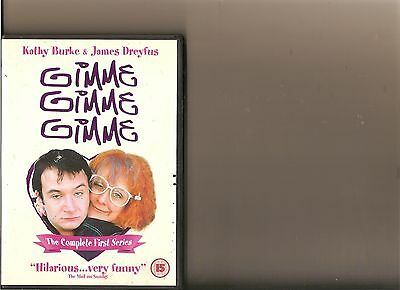 Gimme Gimme Gimme Complete Series 1 Dvd Kathy Burke