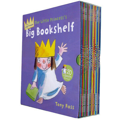 Little Princess Collection 20 Books Box Set Tony Ross Childrens Paperback New