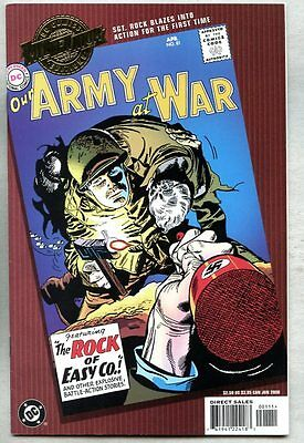 Millennium Edition Our Army at War #81-2000 fn+ 1st Sgt Rock Sgt. Rock