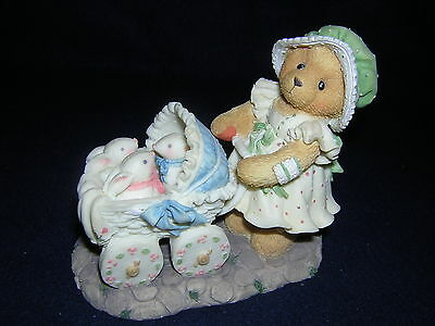 CHERISHED TEDDIES JESSICA 1996 A Mother's Heart Exclusive New Never Displayed!!
