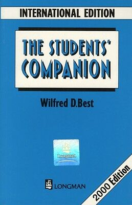 The Students' Companion (Paperback), Best, Wilfred D., 9780582075177
