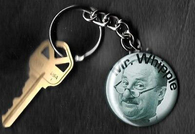 Mr. Whipple Don't Squeeze the Charmin Keychain Key Chain
