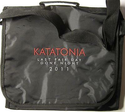 "Katatonia Messenger Bag / Record Bag / Tasche # 1 ""last Fair Day Gone Night 2011"