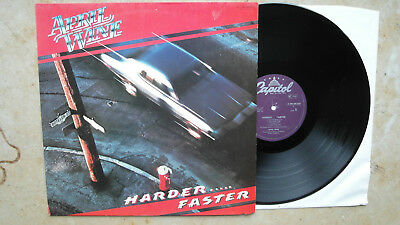 April Wine ‎– Harder.....Faster, D`79, LP, Vinyl: vg+