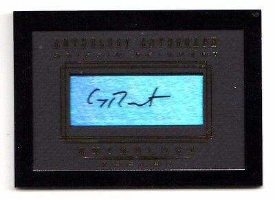 Griffin Reinhart Nhl 2015-16 Panini Anthology Auto #/299 (Vegas Golden Knights