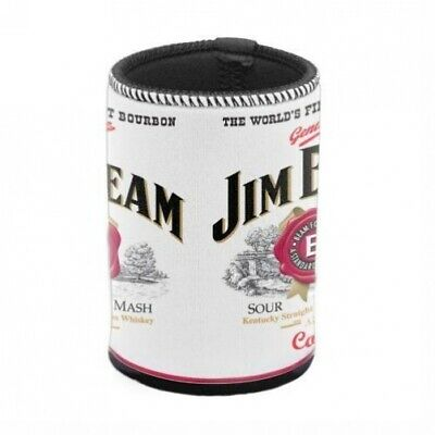 Jim Beam Rtd Label Can Cooler