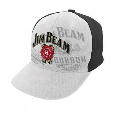Jim Beam White Label Cap