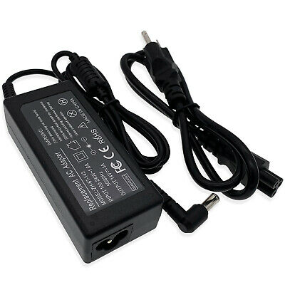 AC Adapter Charger Power Supply Cord for Samsung LCD Monitor S22C130N S22C150N