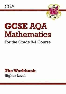 New GCSE Maths AQA Workbook: Higher - For the Grade 9-1 Course 9781782943976