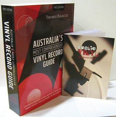 Aussie Vinyl Record Guide - Australian Music Price Guide