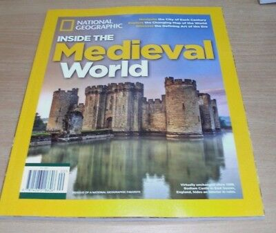 National Geographic magazine Special 2017 Inside the Medieval World