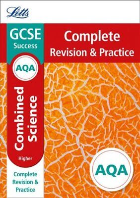 AQA GCSE Combined Science Higher Complete Revision & Practice (Letts GCSE 9-1...