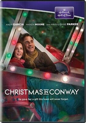 CHRISTMAS IN CONWAY New Sealed DVD Hallmark Hall of Fame