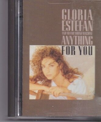 Gloria Estefan-Anything For You minidisc album