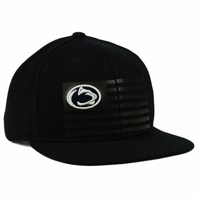 timeless design 1e6f4 4d793 Penn State Nittany Lions Top of the World NCAA Saluter Snapback Hat Cap PSU  Mens