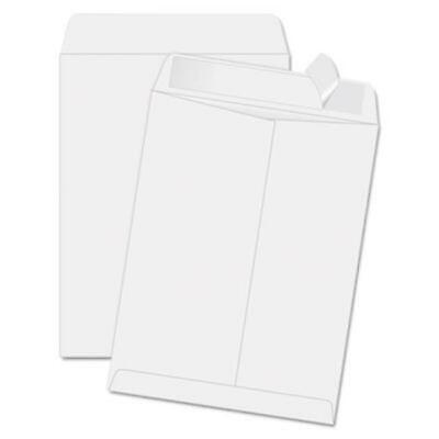 Redi-Strip Catalog Envelope  11.5 x 14 .5  White  100-Box