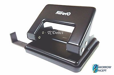 Kw TriO 9738 Heavy Duty 2 Two Hole Punch Puncher (20 pages capacity)