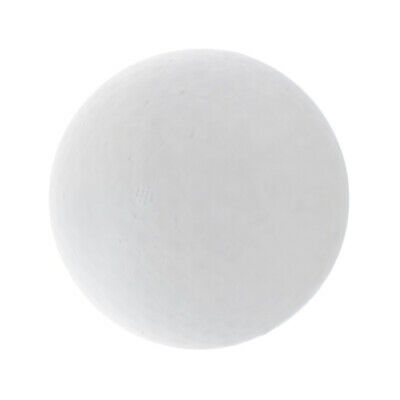 Blank Round Solid Polystyrene Styrofoam Foam Ball for Wedding Craft 150mm