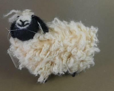 Lamb Ornament Woolly Sheep Ornament by Gallarie II