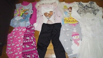 girl`s large clothes bundle age 10 years 10/11 years