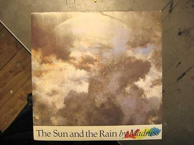 "Madness ""the Sun And The Rain"" - 7"" Single - Stiff Rec"