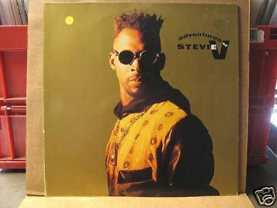 "Stevie V. ""adventures Of Stevie V"" - Lp"