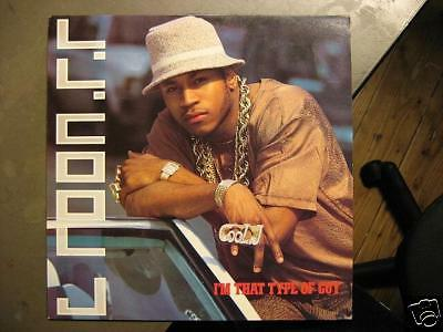 "L.l. Cool J ""i'm That Type Of Guy"" - 12"" Maxi Single"