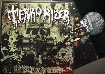 "Terrorizer ""darker Days Ahead"" - Lp"