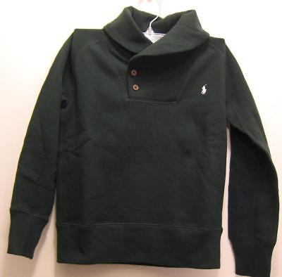 NEW POLO RALPH LAUREN Boys Sweatshirt 3 3T Toddler NWT